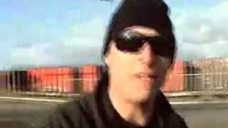 "SNAK THE RIPPER - ""Warning"" - graffiti hip-hop vancouver 604"