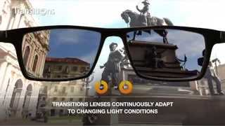 Transitions Adaptive Lenses - How transitions work