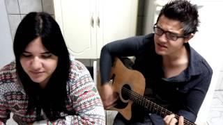 Que Mal Te Fiz Eu - Gusttavo Lima -( Duas Vozes )Cover Jeferson e Jessica Felix, Itapetininga SP