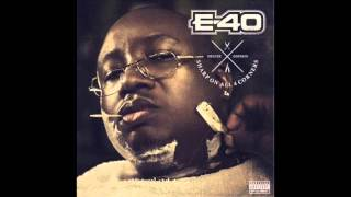 "E-40 ""That's Right"" (feat. Ty Dolla $ign)"