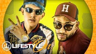 MC Fioti e MC Tiaguinho - Vai Cai (Web Lyric Oficial) (Prod. Fioti NVI)