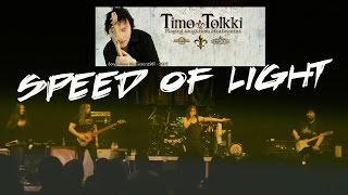 "TIMO TOLKKI | ""Speed of Light"" Zaragoza (Spain)"