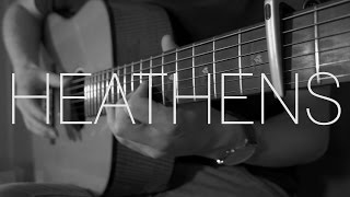 Twenty One Pilots - Heathens - Fingerstyle Guitar Cover By James Bartholomew