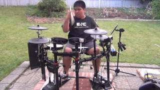 Lay It Down - Victory Worship (drum cover by Anjelo Gana)