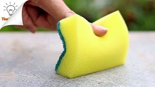 15 Ideas to Use Sponge You Should Know