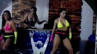 AGUARDIENTE - DJ QUEEN + SEXY DE COLOMBIA - GRANADA - META