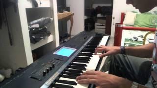 Zoé - Paula (Piano instrumental by Fernando Beltran)