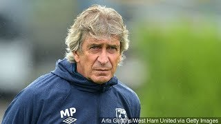 'That is a big problem' Pellegrini admits a worrying issue has just hit West Ham