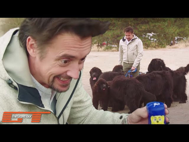 The Grand Tour: The Dog Test