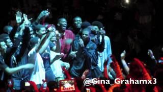 """Started From The Bottom"" - Drake (Live @ Jordan Brand Classic)"