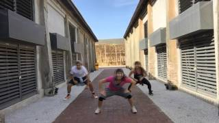 【Pink Corner Zumba Fitness】Redfoo   Let's Get Ridiculous