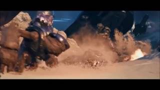 TheFatRat - Unity Music Video-Halo