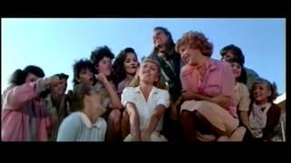 Olivia Newton-John - Summer Nights w/John Travolta & the cast of Grease
