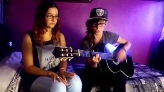 Mountains - Carolina Deslandes ft. Agir (WolvesWithoutName Cover)