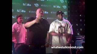 Fat Joe Tribute to Guru/Gangstarr @ SOB's