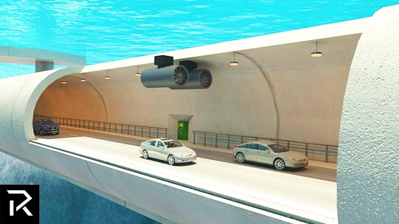 Inside Norway's  Billion Floating Highway