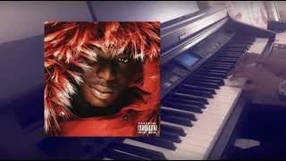 Rose (Ninho) - Sam Cruz Drew (Piano)