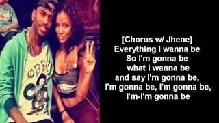 Big Sean Ft. Jhene Aiko - I'm Gonna Be (Lyrics)