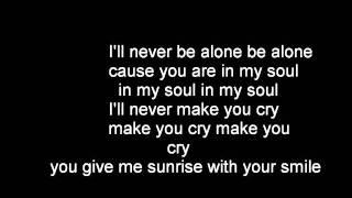 Deepside Deejays Never Be Alone Lyrics