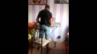 Cigano tocando el piano