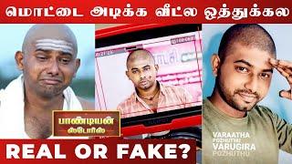 MAKING: மொட்டையுடன் Kannan-னின் முதல் Episode | Saravana Vikram Pandian stores | Vijay Tv