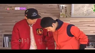 Roommate Season 2 Ep 23 - Jackson GOT7 & Kang Jun
