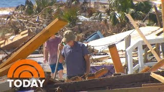 Hurricane Michael: Florida Panhandle On Tough Road To Recovery   TODAY
