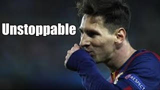 Lionel Messi ►Savannah ● Unstoppable ● Goals & Skills |HD|