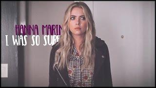 Hanna Marin | I was so sure