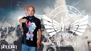 CHUMI DJ en FABRiK - La Resistencia 2017