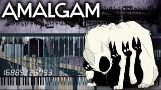 UNDERTALE ~ Amalgam w/ 26,000+ Notes | by EpreTroll (Black MIDI)