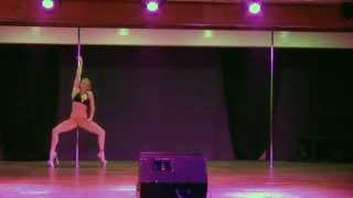 Tricia Dance Wicked For A Week November 2015