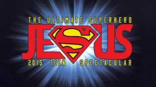 Official Jesus The Ultimate Superhero 2015 Teen Spectacular Youth Conference Opening Video