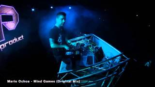 Mario Ochoa - Mind Games (Live - Caracas 2013)