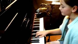 Wherever You Will Go Charlene Soraia / The Calling cover by Jasmine Thompson Age 11