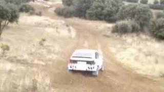 Rallysprint Blancas 2008