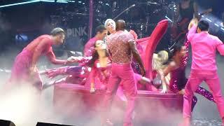 Pink Beautiful Trauma live Beautiful Trauma tour Cleveland 3.28.18
