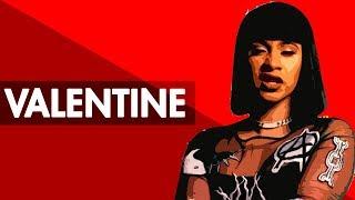 """VALENTINE"" Hard Trap Beat Instrumental 2018   Dark Rap Hiphop Freestyle Trap Type Beat   Free DL"
