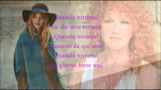 Chiara Galiazzo ft. Fiorella Mannoia - Mille passi (testo)