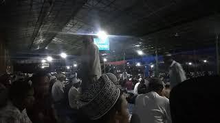 Ustadz singo wali hadir ceramah malam jum'at di markaz Muntasik ,24 desember 2018