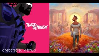 Lean On The Guillotine - Major Lazer & DJ Snake vs. Jon Bellion feat. Travis Mendes (Mashup)