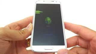Como Formatar Samsung Galaxy S4 i9500 / i9505 || Hard Reset, Desbloquear. G-Tech
