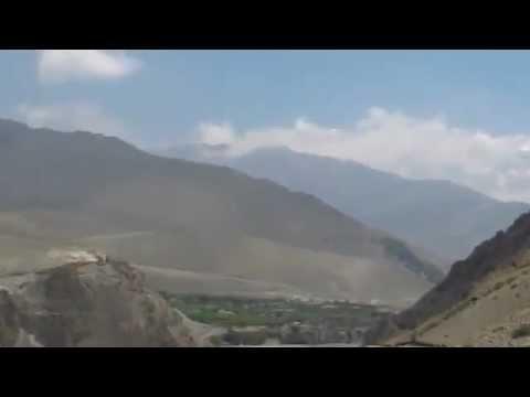 Nepal – Kagbeni – Mustang Trek – Annapurna