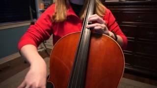 """""""Main Titles- The Little Mermaid"""" -- Alan Menken (Cello Cover)"""