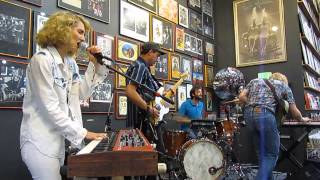 "Tennis ""Mean Street"" Live at Twist & Shout 9/15/14"