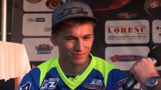 MMČR v motokrosu juniorů - Pavel Dvořáček