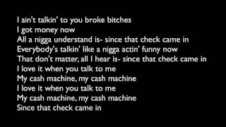 Cash machine Jackie