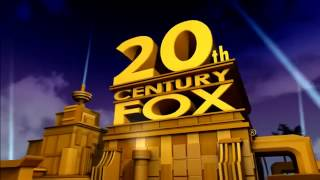 20th Century Fox Intro UPDATE 30] [C4D] [HD]
