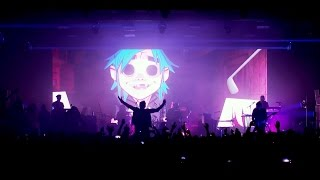 GORILLAZ 'Saturnz Barz' Live at Printworks London