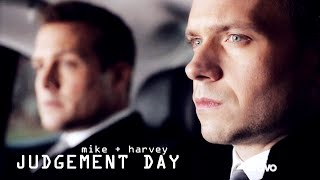 mike + harvey   judgement day (+5x16)